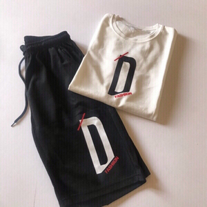 Used Tracksuit size (L) new/fits small  in Dubai, UAE