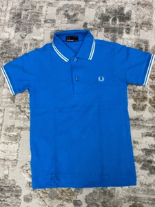 Used Fred Perry Polo shirt for kids 6yrs in Dubai, UAE