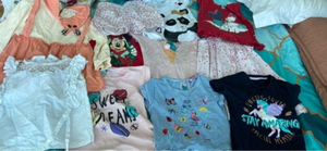 Used Bundle of clothes for girls 2 to 3 years in Dubai, UAE
