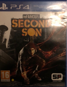 Used Infamous (Second Son) in Dubai, UAE