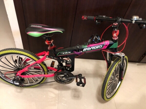 Used Kids foldable bike. in Dubai, UAE