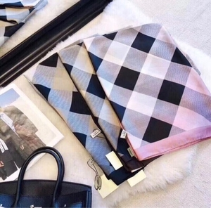 Used Burberry Silk Scarfs  in Dubai, UAE