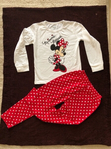 Used Mommy mouse Pyjama size 110 cm /5 years  in Dubai, UAE