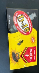 Used Magic gel Ants and crock roaches control in Dubai, UAE