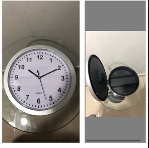 Used Analog Wall Clock with HIDDEN safe in Dubai, UAE