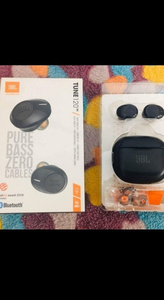 Used TUNE 120 JBL EARPHONES FAST NEW✅✅💯 in Dubai, UAE