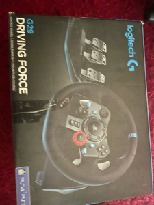 Used Logitech G29 with shifter  in Dubai, UAE