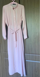 Used Women's dress / open abaya dress  in Dubai, UAE