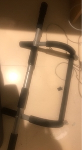 Used Iron pull up bar  in Dubai, UAE