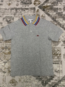 Used Kids Lacoste Polo shirt 8yrs in Dubai, UAE