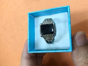 Used silver 925 ring  in Dubai, UAE