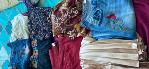 Used Clothes 8 pieces bundle in Dubai, UAE