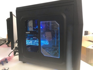 Used Gaming PC,R5 2600,GTX1060 6g in Dubai, UAE