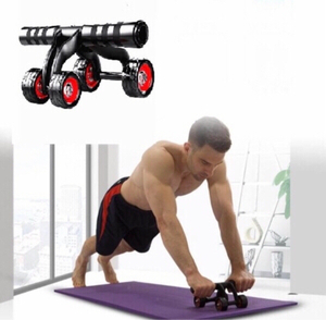 Used Multi Functional Ab Roller & Push up Bar in Dubai, UAE