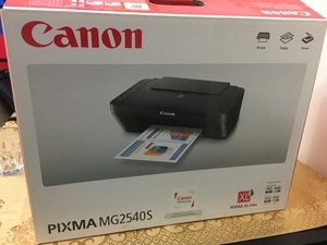 Used Canon printer NO ink included in Dubai, UAE