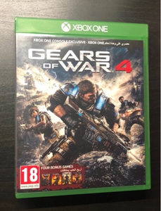 Used Gears of War 4 Xbox Series X / S / One in Dubai, UAE