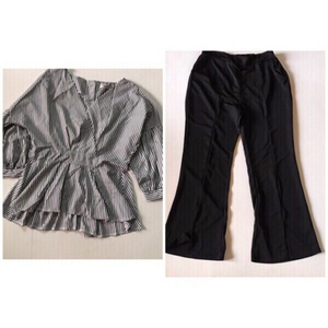 Used Pants suit size xxl (new) in Dubai, UAE