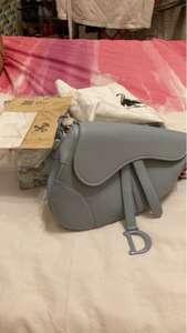 Used Dior saddle bag in Dubai, UAE