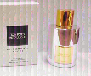 Used Tom Ford Metallique EDP, 100 ml, tester in Dubai, UAE
