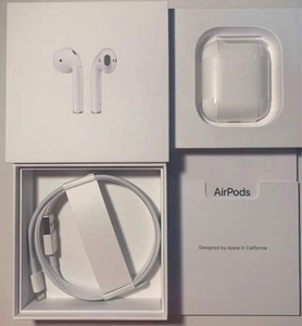 Used Apple AirPods gen 2 For iPhone android p in Dubai, UAE