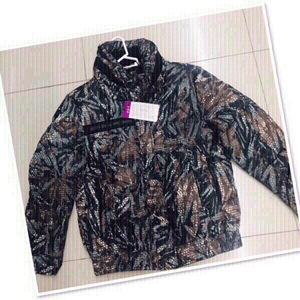 Used Winter Bomber jacket / large 💙 in Dubai, UAE