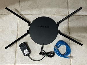 Used Wavlink AC1200 Dual Band Router in Dubai, UAE
