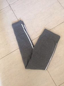 Used Grey legging one size  in Dubai, UAE