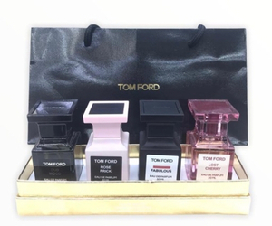 Used Tom Ford miniature 4 pcs set unisex  in Dubai, UAE
