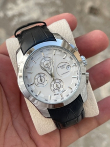 Used Tissot chronograph watch in Dubai, UAE
