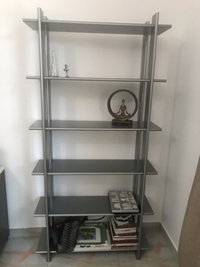 Used Bookcase + chest side  in Dubai, UAE