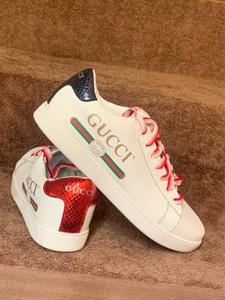 Used GUCCI sneakers size 43 in Dubai, UAE