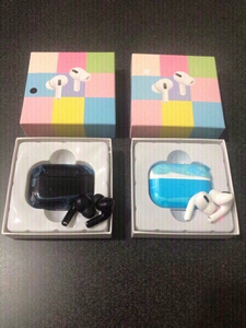 Used Buy1 get 2! Black&White Airpods Pro in Dubai, UAE