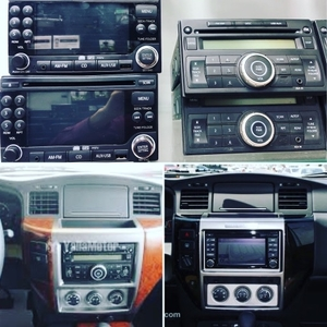 Used Nissan safari oem screen in Dubai, UAE