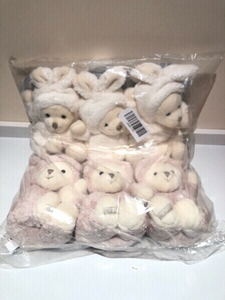 Used 6 sweet ziggy teddys bundle  in Dubai, UAE