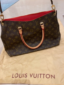 Used Louis Vuitton brown red bag  in Dubai, UAE