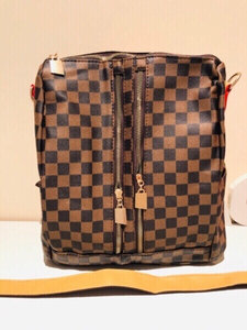 Used Backpack fashion PU Leather  in Dubai, UAE