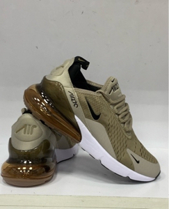 Used Nike Airmax 270 dark beige 42 size in Dubai, UAE