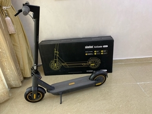 Used Segway Ninebot G30 Max Electric Scooter  in Dubai, UAE