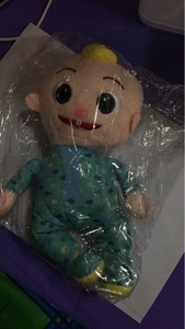 Used Musical bed time doll sitting baby in Dubai, UAE