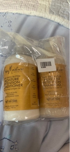 Used Set of conditioner and shampoo shea in Dubai, UAE