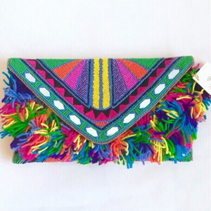 Used Colorful Clutch in Dubai, UAE