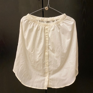 Used Cream skirt in Dubai, UAE