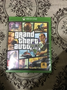 Used GTA 5 Xbox One in Dubai, UAE