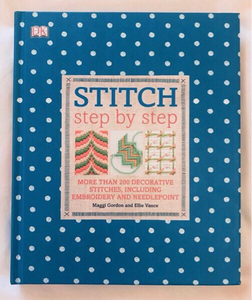 Used Book: Stitch Step by Step in Dubai, UAE