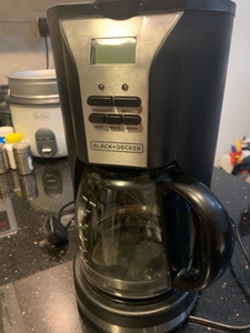 Used Black & Decker Coffee Maker  in Dubai, UAE