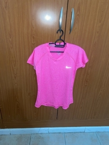 Used Nike, pink top in Dubai, UAE