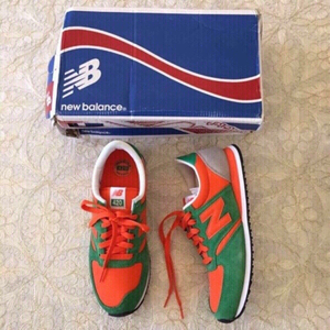 Used NEW BALANCE retro sneakers (40EU) in Dubai, UAE