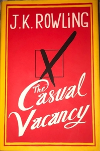 Used The Casual Vacancy by J.K Rowling book in Dubai, UAE