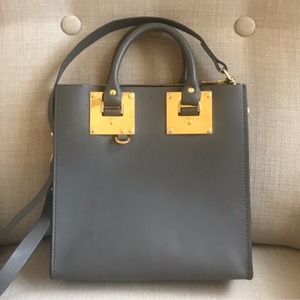 Used Rare Sophie Hulme Used Handbag in Dubai, UAE