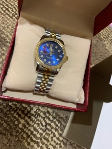 Used Rolex Woman's Watch  in Dubai, UAE